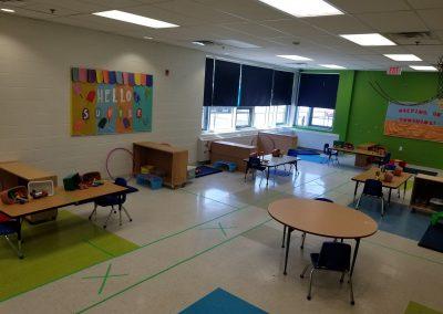 Niagara Falls Preschool Program Room View