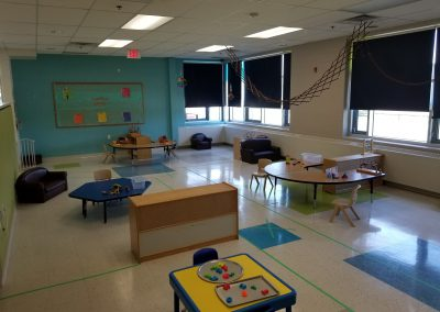 Niagara Falls Toddler Program Room View