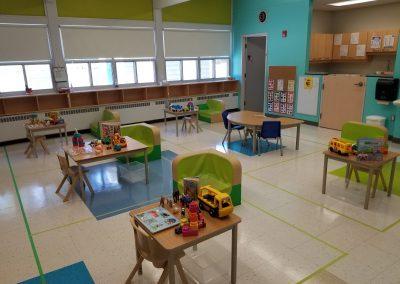 St. Gabriel Lalemant Toddler Program Middle of Room