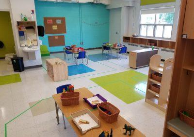 St. Gabriel Lalemant Preschool Program Room Full View